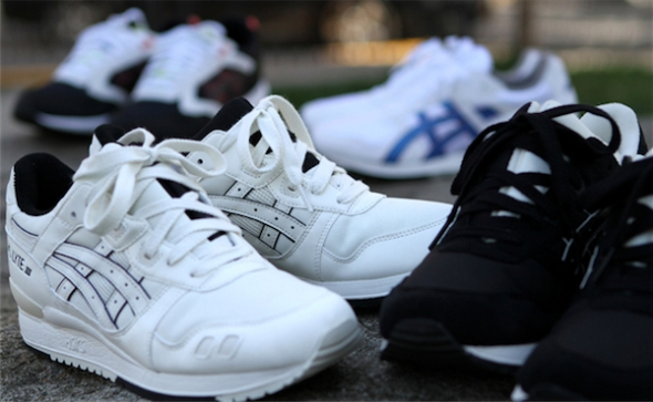 Asics Spring 2012 Collection