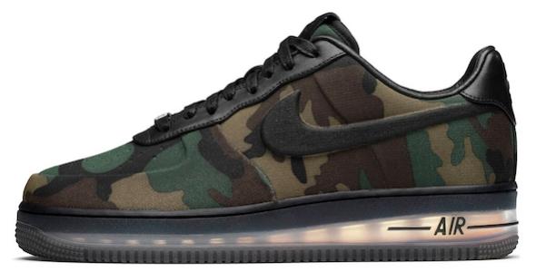 """Nike Air Force One Max Air VT """"Camo"""""""