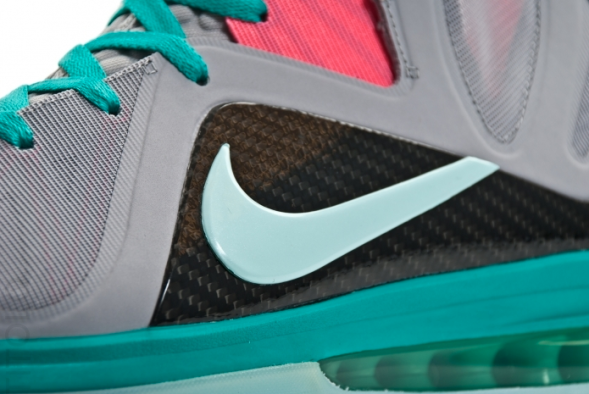 "Nike LeBron 9 Elite ""South Beach"""