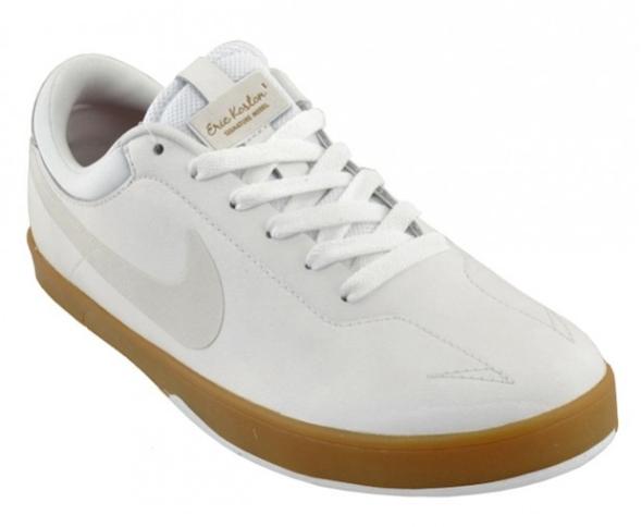 Nike SB Eric Koston - White / Gum
