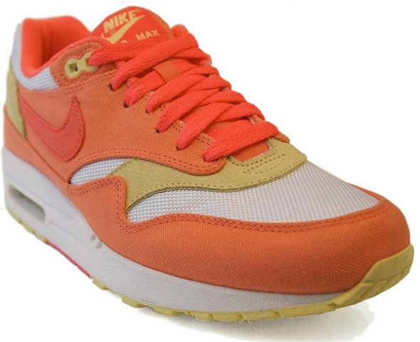 Nike WMNS Air Max 1 - Melon Crush/Hot Peach-Yellow Diamond