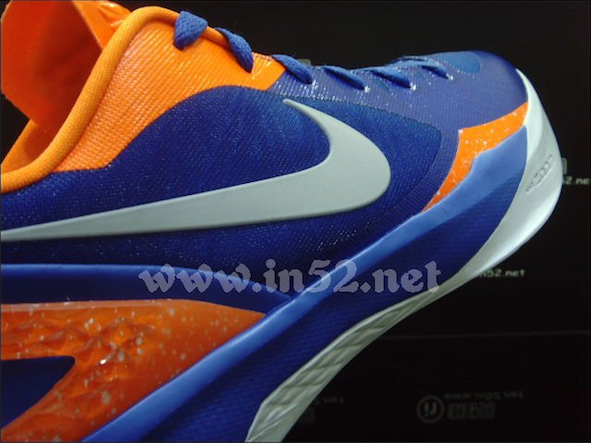 Nike Zoom Hyperfuse 2012 Performance Test