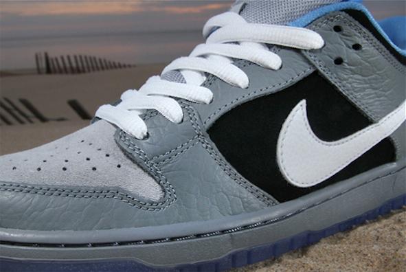 2a76301dda9c emier x Nike Dunk Low Premium SB - Cool Grey White-Wolf Grey-