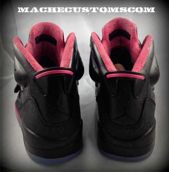 "Jordan Son of Mars ""Son of Yeezy"" Custom by Mache"